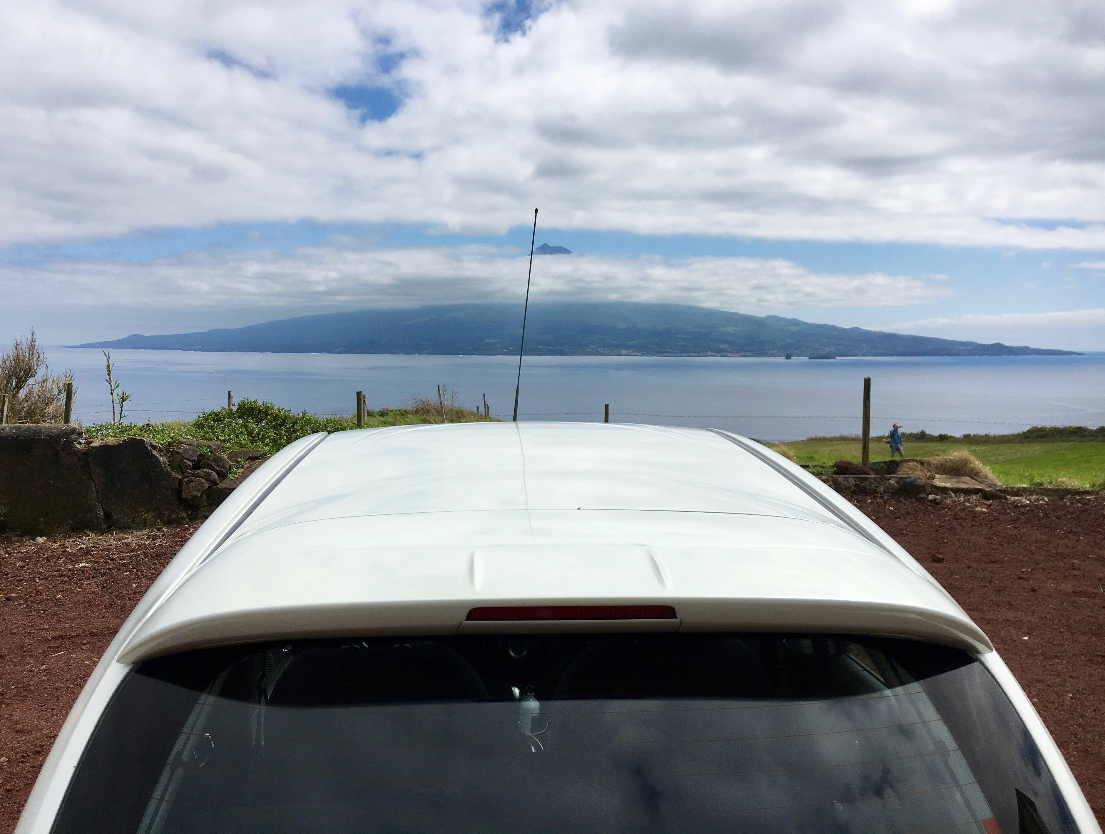 Car Azores