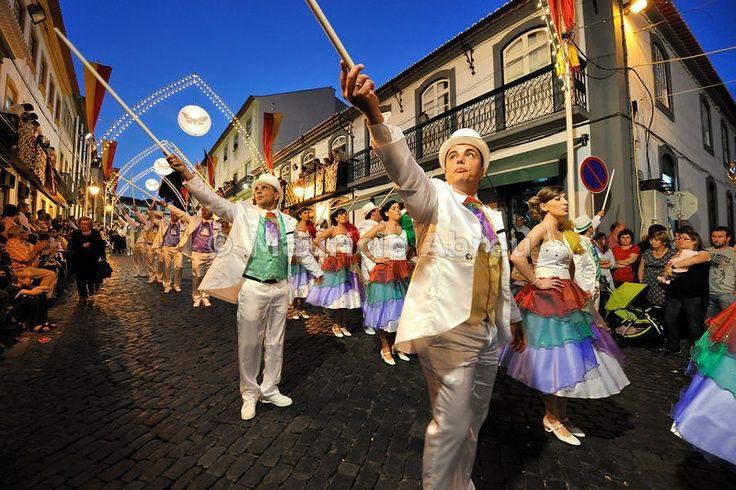 Festival di Strada Terceira Azzorre