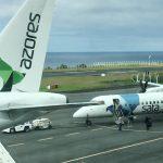 Plane Azores