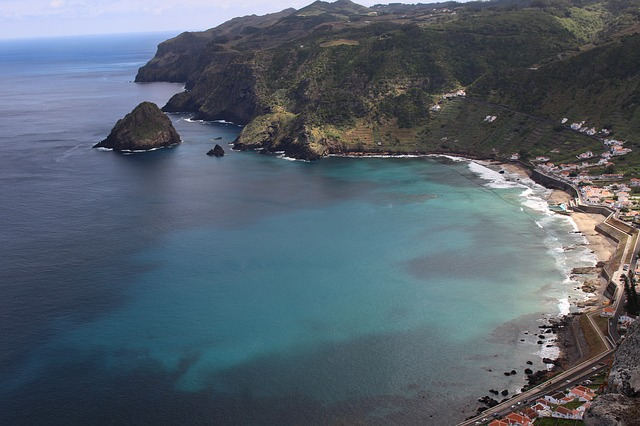 Spiagge e piscine naturali alle Azzorre