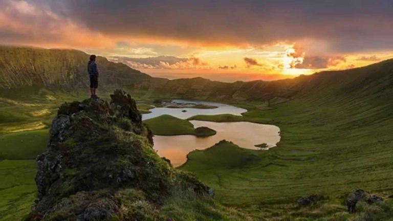 Isole Azzorre - Corvo