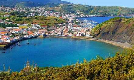 Faial, Azzorre –  L'Isola Azzurra