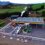 Impianto geotermico alle Azzorre