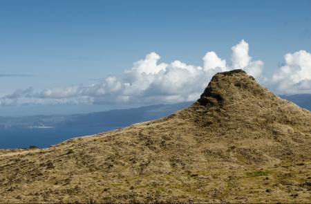 Trekking caminho das lagoas Pico Azores