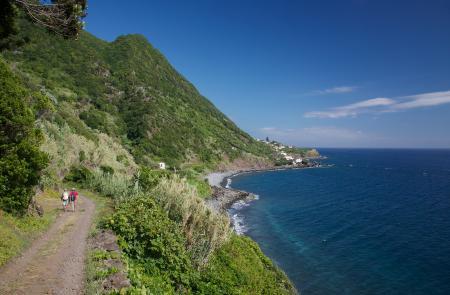 Trekking gran giro di Sao Jorge Azzorre
