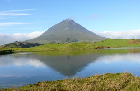 Trekking lagoa do Capitao Pico Azzorre