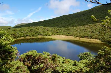 Trekking serreta Terceira Azores