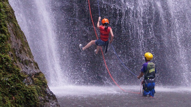 Canyoning e cascate alle Azzorre