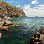 Salute e benessere: piscine naturali Azzorre