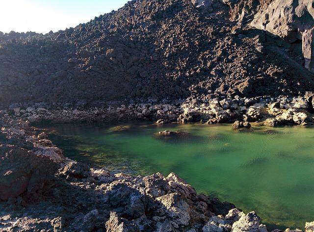 Isole Azzorre piscine naturali