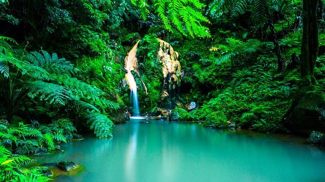 Vacanze con bambini piscine naturali alle Azzorre