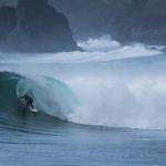 Grandi onde per surfisti
