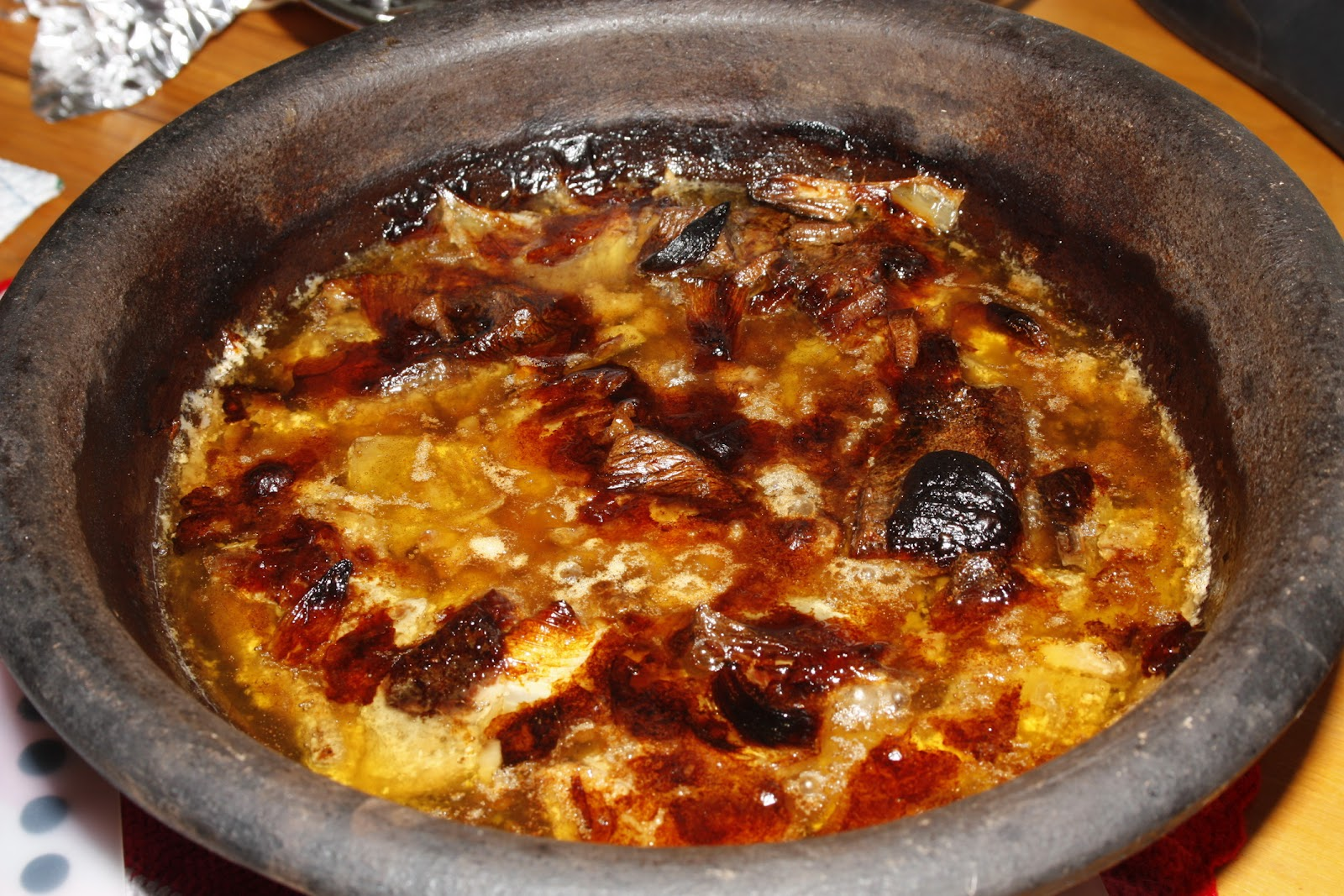 alcatra specialità di Terceira mangiare e bere alle Azzorre