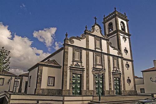 Cattedrali e architettura, Azzorre