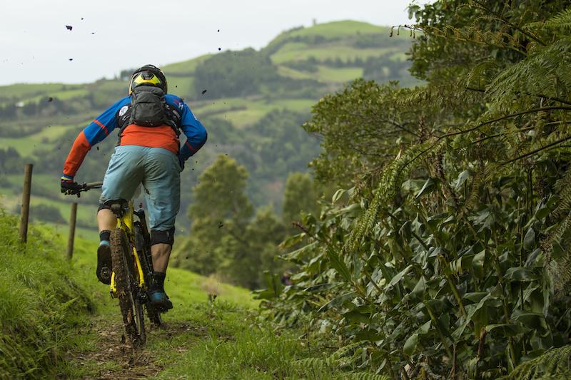 Cicloturismo gran giro faial Azzorre