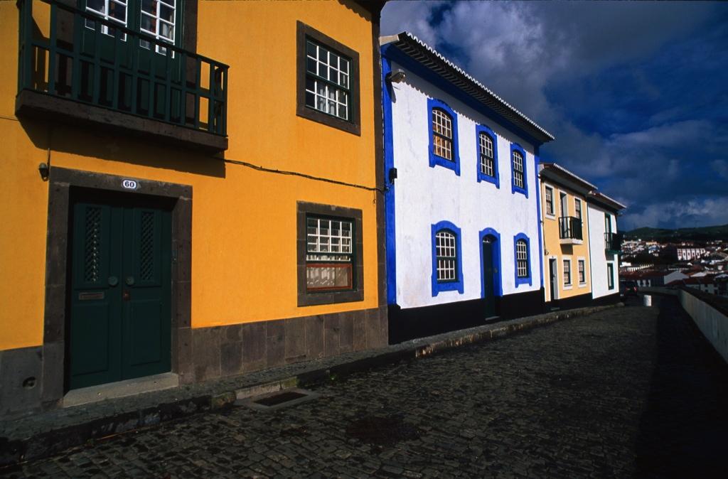 Appartamenti a Horta per alloggiare alle Azzorre