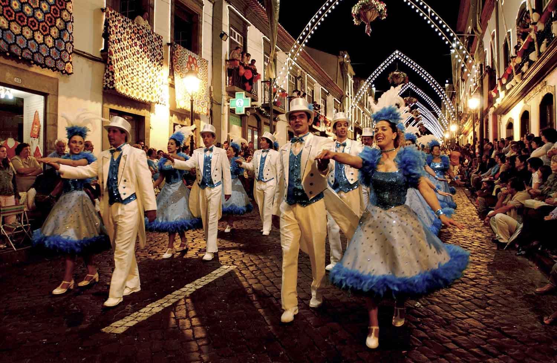 Festival di Terceira, Azzorre