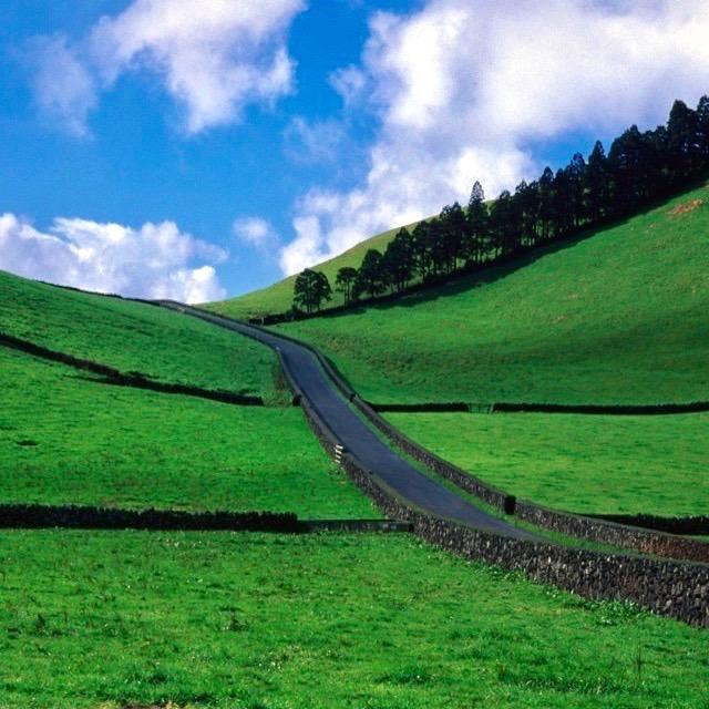 Strada verso il Cielo - Terceira, Azzorre