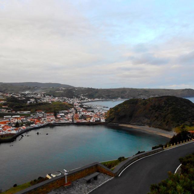 Baia di Porto Pim, Faial - Azzorre