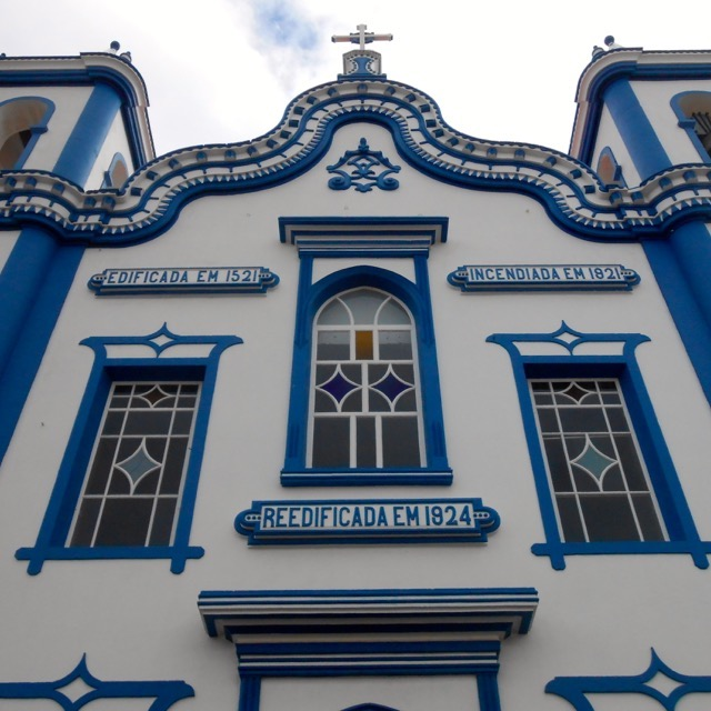 Chiesa Tipica delle Azzorre