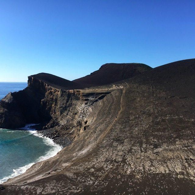 Il Vulcano di Capelinhos, Faial Azzorre