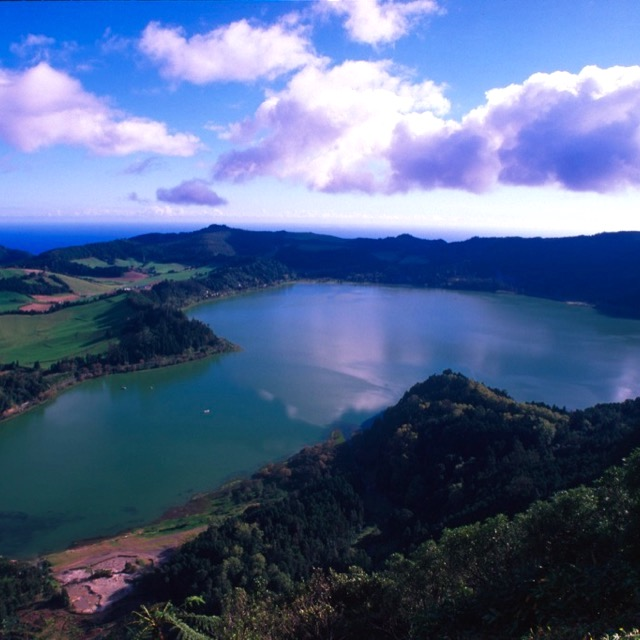 Lagoa do Fogo Sao Miguel Azzorre