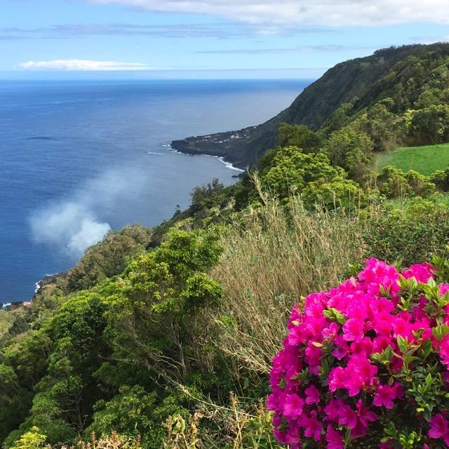 La Costa Nord di Sao Jorge, Isole Azzorre