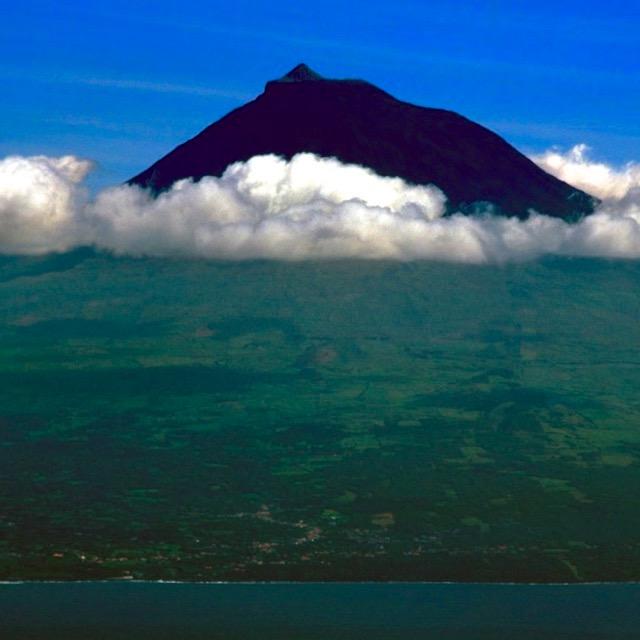Sua Maestà il Vulcano Pico, Azzorre