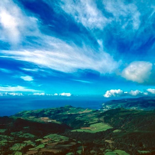 Terra E Cielo A Pico Azzorre
