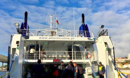 Traghetto Atlantico Line, Horta
