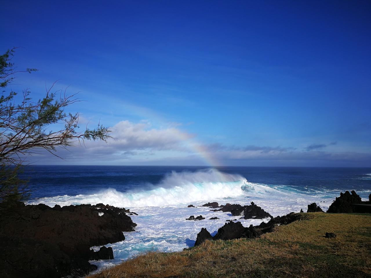 Arcobaleno a Terceira