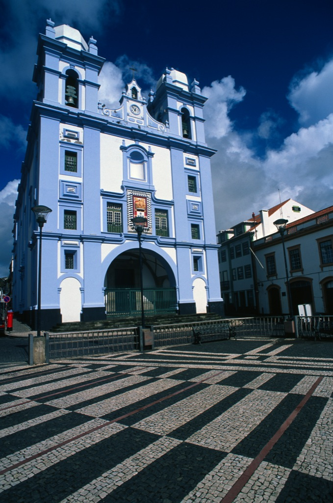 Angra Do Heroismo, Terceira, Azzorre