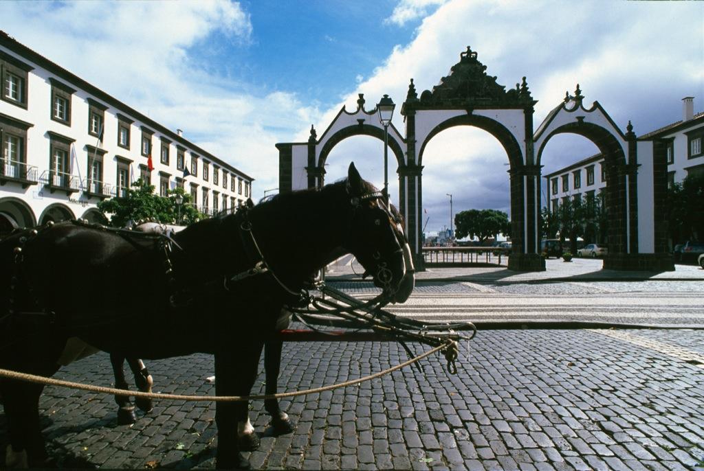 Pontadelgada, Azzorre