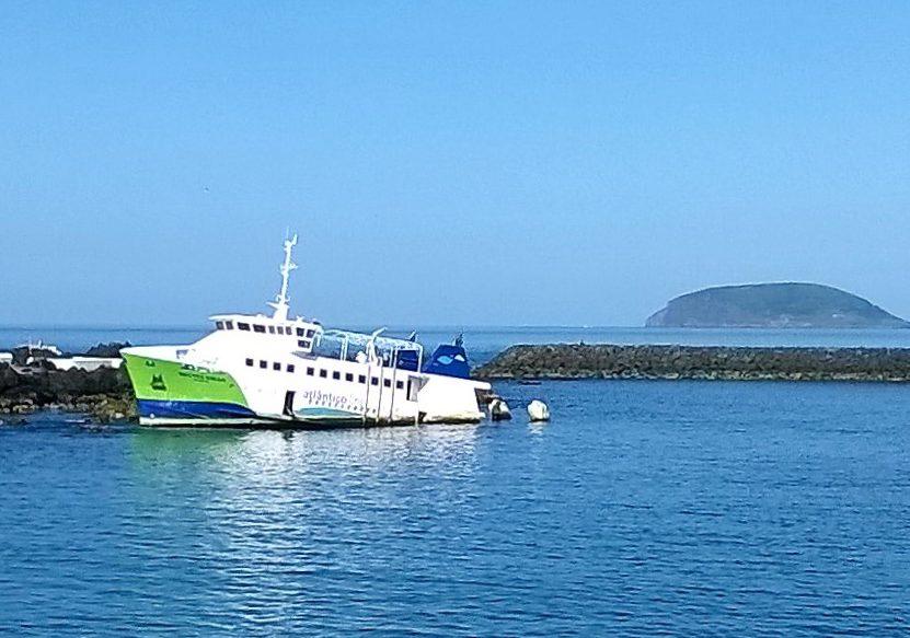Traghetto Mestre Simao - Azzorre