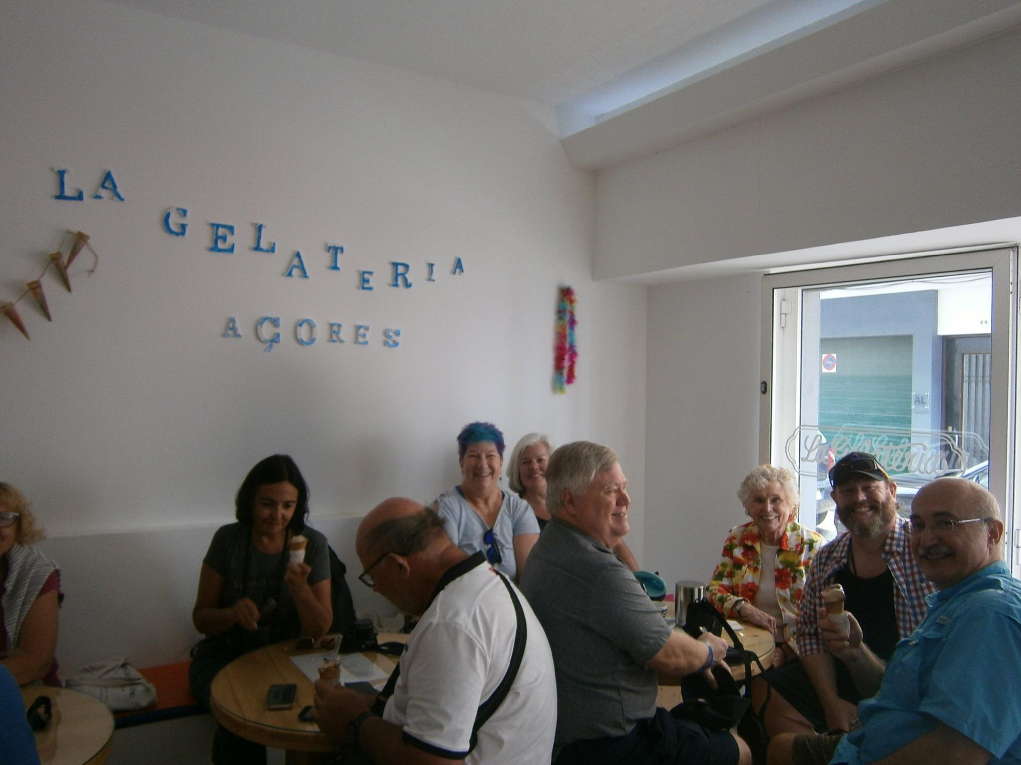 La Gelateria Ponta Delgada Azzorre In Vendita 2